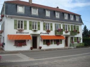 Restaurant Elisabeth - La Vancelle
