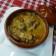 Cassolette de rognons et ris de veau aux Morilles
